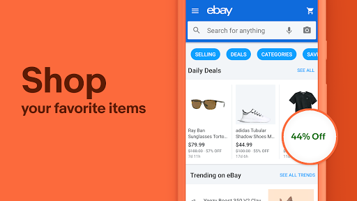 Official eBay Android App screenshot 2