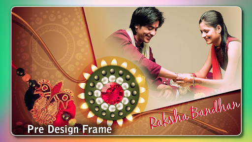 Rakhi Photo Frame 2020 captura de pantalla 10