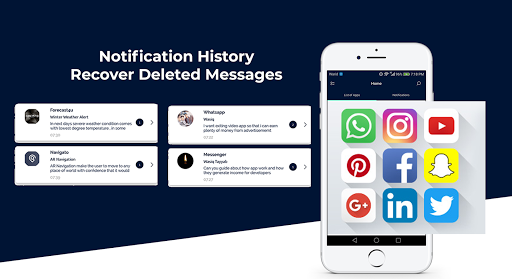 Notification History | Recover Deleted Messages screenshot 2