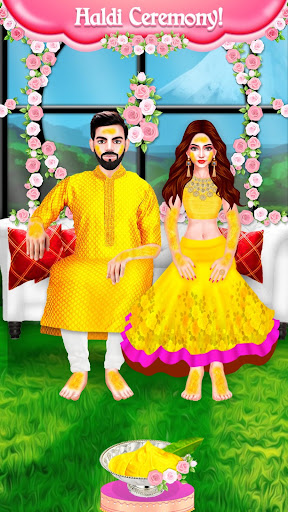 Indian Celebrity Royal Wedding Rituals & Makeover screenshot 2