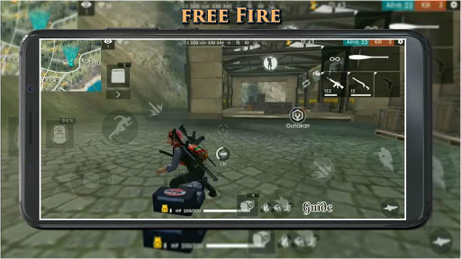 Free Guide For Free-Fire 2019 Tips screenshot 1