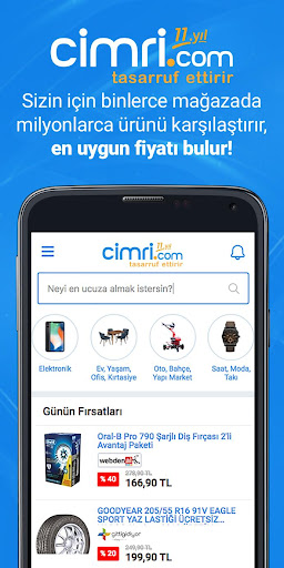 Cimri screenshot 1