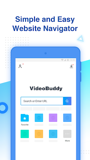VideoBuddy — Fast Downloader, Video Detector screenshot 1