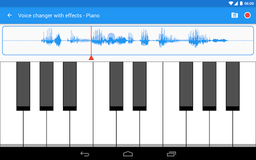 Voice changer with effects screenshot 13