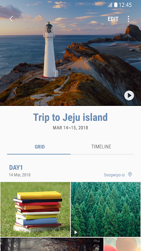 Samsung Gallery screenshot 4