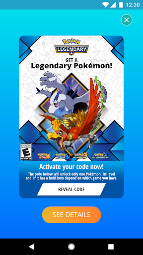 Pokémon Pass screenshot 6