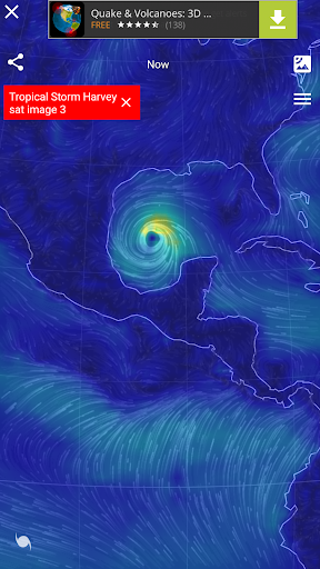 Wind Map screenshot 2