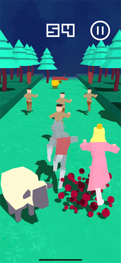 Running Monsters screenshot 1