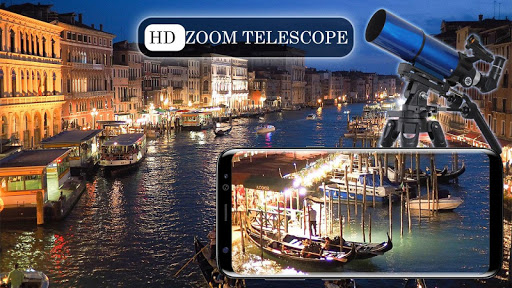 Mega Zoom Telescope HD Camera screenshot 10