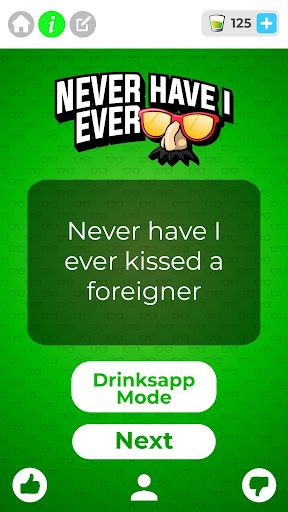 DrinksApp screenshot 1