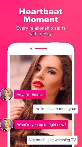 Splash Chat Attractive and quick dating chat screenshot 3
