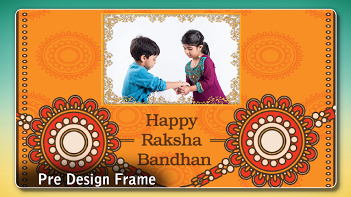 Rakhi Photo Frame 2020 captura de pantalla 5