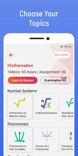 Bright Tutee :Learning & Study App for Class 9 &10 screenshot 14
