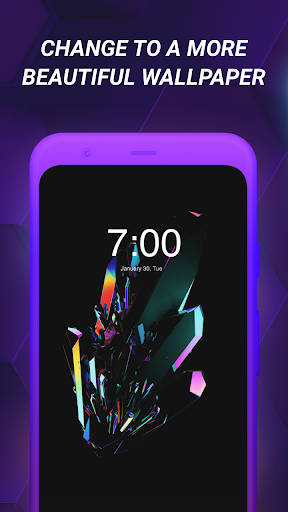 Moco - Live wallpaper and make ringtones screenshot 4