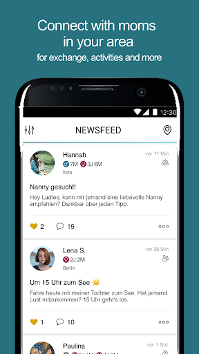 Momunity screenshot 3