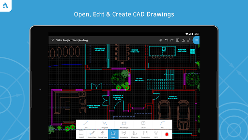 AutoCAD 360 screenshot 7