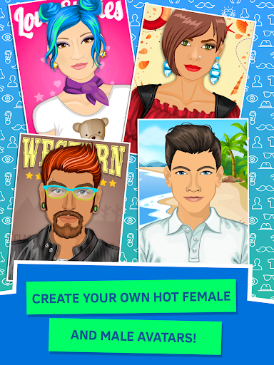 Avatar Creator App screenshot 1