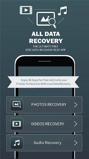Recover deleted all files screenshot 1