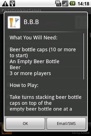 Party & Drinking Games screenshot 1