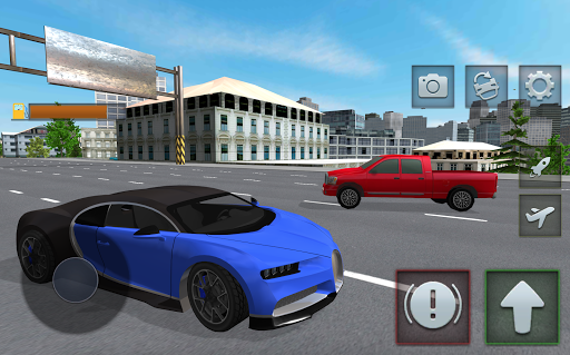 Ultimate Flying Car Simulator screenshot 2