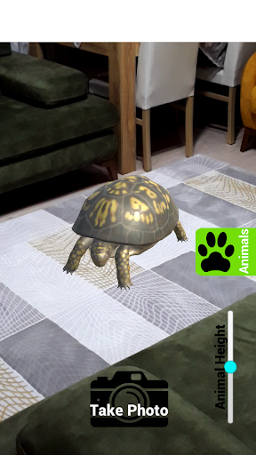 AR 3D Animals screenshot 4