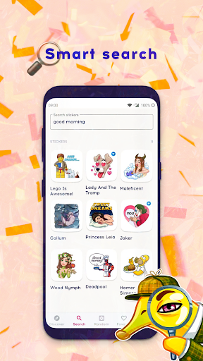 New Stickers for WA and WAStickerApps 2020 Love screenshot 4
