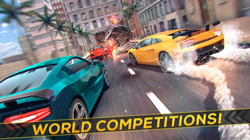 Sport Car Driving Challenge 3D screenshot 2