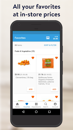 Walmart Grocery screenshot 4