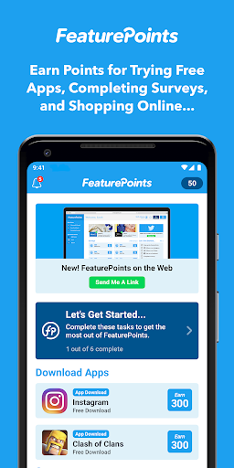 FeaturePoints screenshot 1