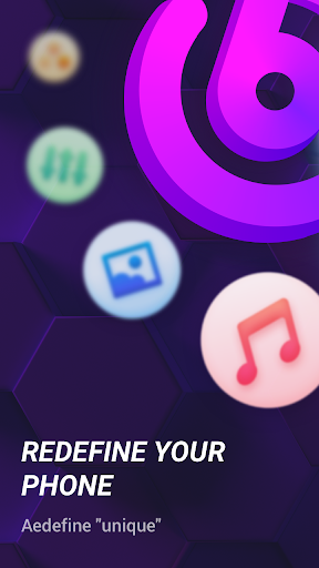 Moco - Live wallpaper and make ringtones screenshot 1