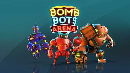Bomb Bots Arena screenshot 1