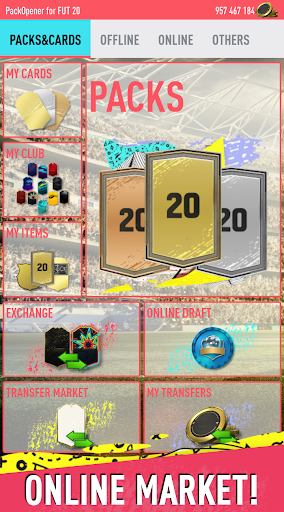 Pack Opener for FUT 20 by SMOQ GAMES screenshot 2