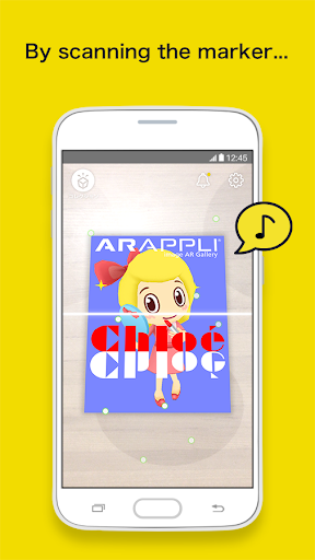 ARAPPLI - AR App screenshot 2