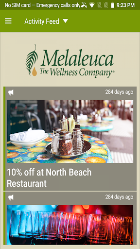 Melaleuca Events screenshot 3