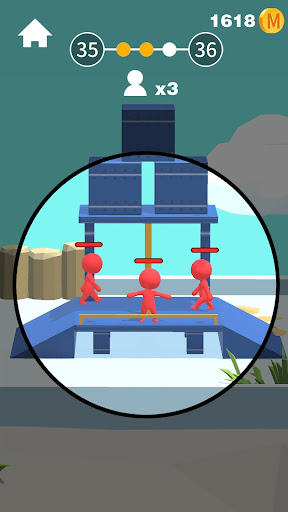 Pocket Sniper! screenshot 11