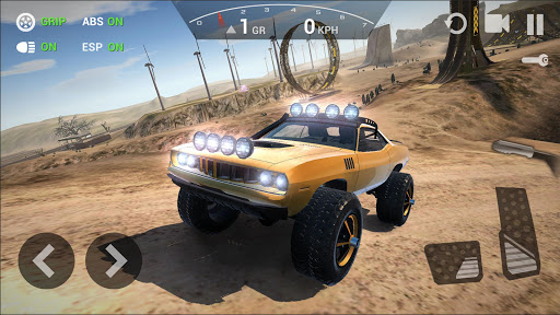 Ultimate Offroad Simulator screenshot 2