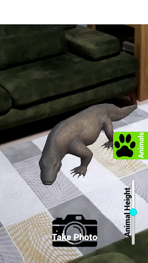 AR 3D Animals screenshot 8