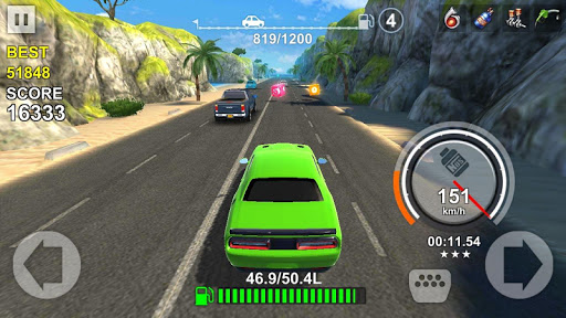 Racing Star screenshot 2