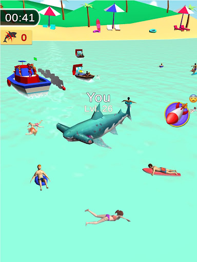 Shark Attack screenshot 1