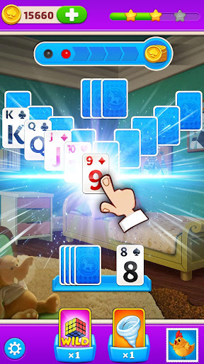 Solitaire Home screenshot 1