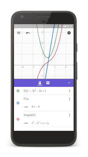 GeoGebra CAS Calculator screenshot 3