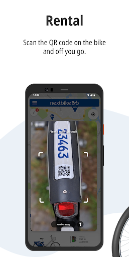 nextbike screenshot 3