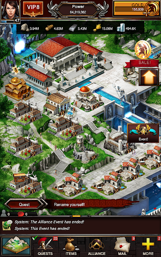 Game of War - Fire Age screenshot 12
