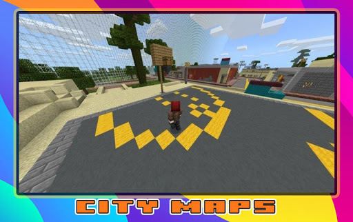 New City Maps for minecraft screenshot 9