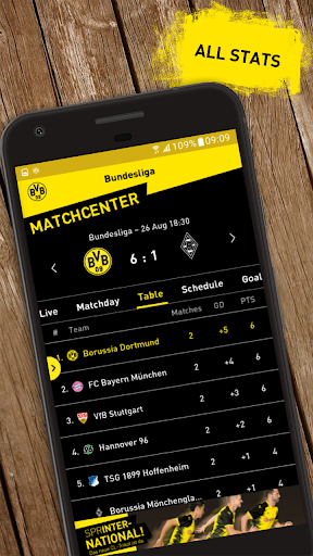 Borussia Dortmund screenshot 3