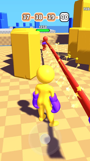 Curvy Punch 3D screenshot 1
