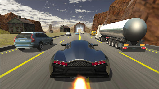 Ultimate Car Racing screenshot 2