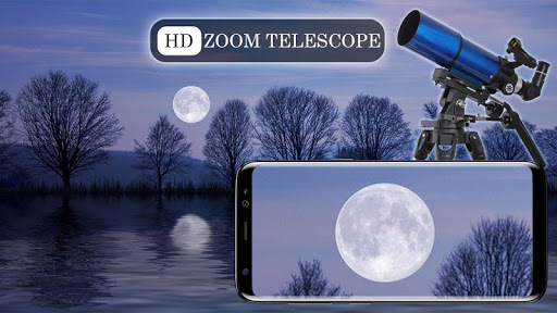 Mega Zoom Telescope HD Camera screenshot 15