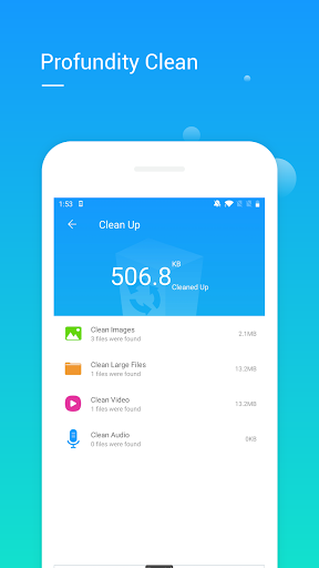Safe Clean&Speed up Cleaner Power saving Cleaner screenshot 3
