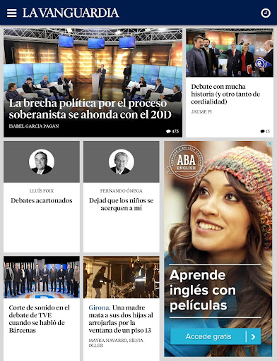 La Vanguardia screenshot 8